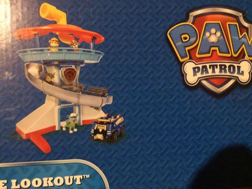 centro de rescate patrulla canina paw patrol
