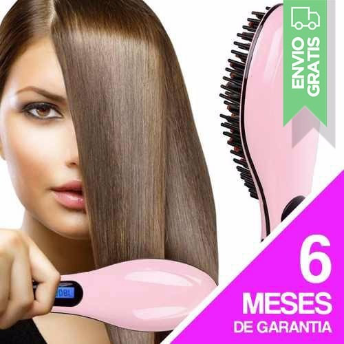 cepillo de cabello alisador original id italian envio gratis