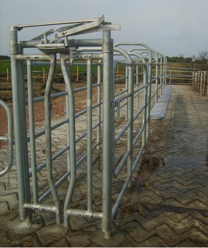 cepo para ganado con tubo incluido