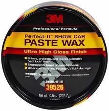 cera 3m wax pasta tratamiento acrilico . alto brillo
