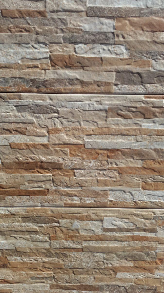 Ceramica full hd imitacion piedra 350 00 en mercado libre - Revestimientos de fachadas precios ...