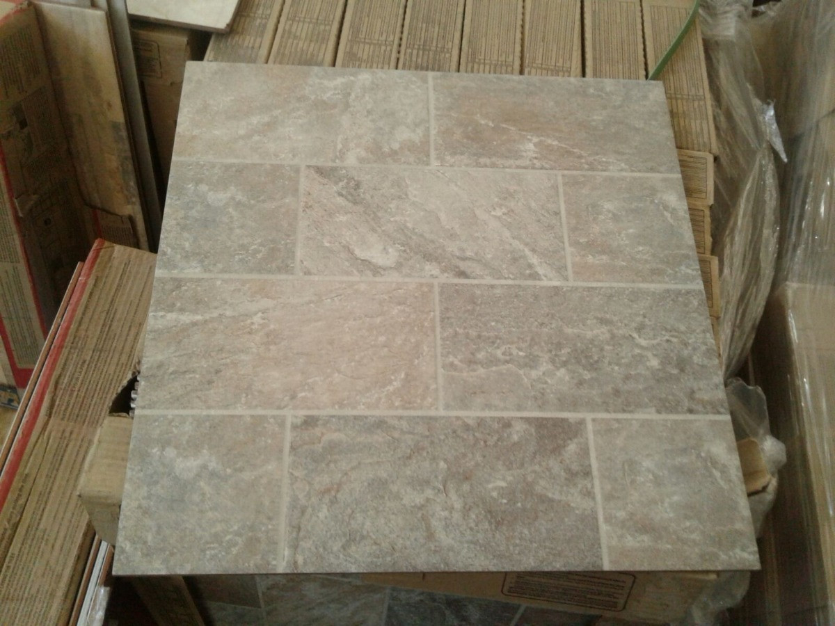 Ceramica Simil Piedra Para Piso Y Pared Exterior Stone U