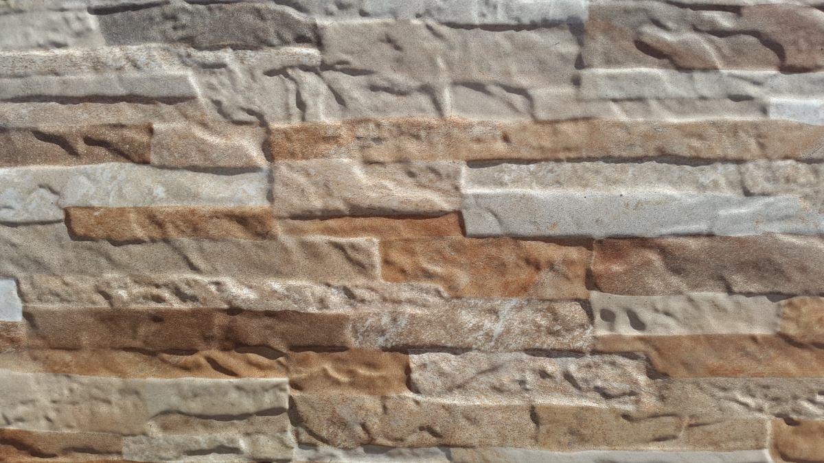 Ceramica revestimiento para pared full hd imitacion piedra 299 00 en mercado libre - Revestimientos de exteriores ...