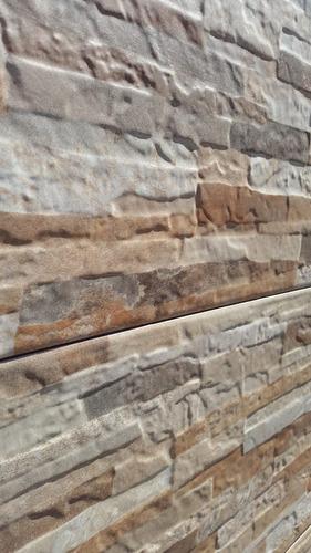 Ceramica revestimiento para pared full hd imitacion piedra 350 00 en mercado libre - Revestimiento paredes imitacion piedra ...