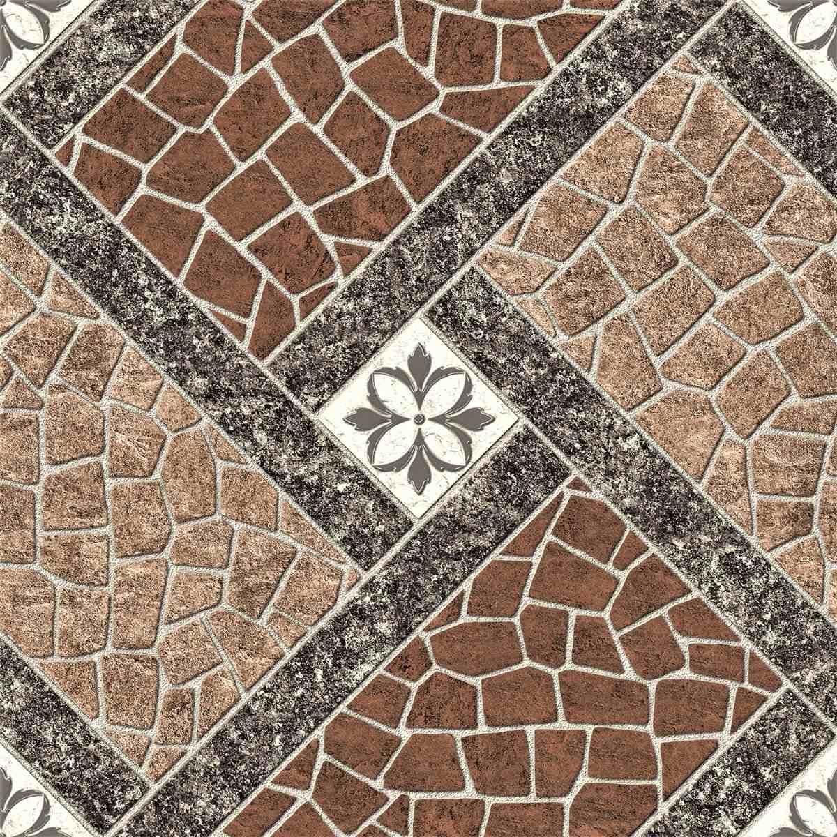 Ceramica Rustica 45x45 Exterior 290 00 En Mercado Libre