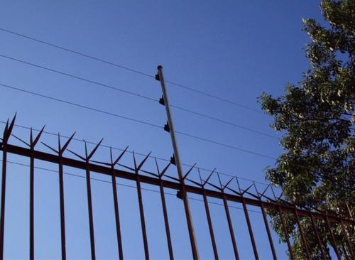 cerca eléctrica perimetral