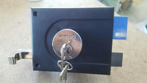 cerraduras para puertas finas