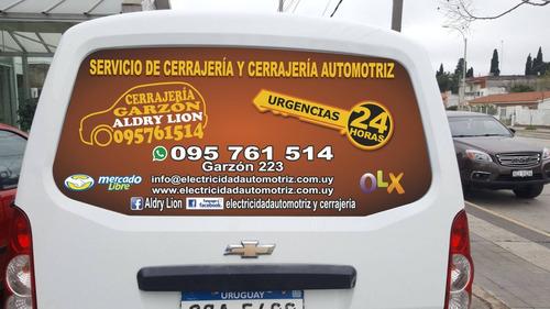 cerrajeria y cerrajeria automotriz 24 hs urgencias 095761514