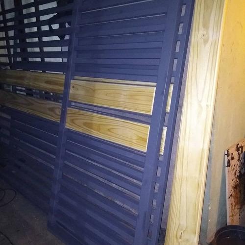 cerramiento perimetral 3500$ m2