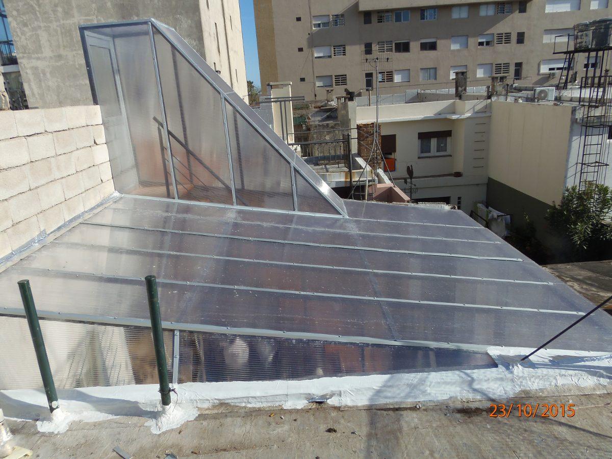 Cerramientos Aluminio Hierro Barbacoas Techos Escaleras