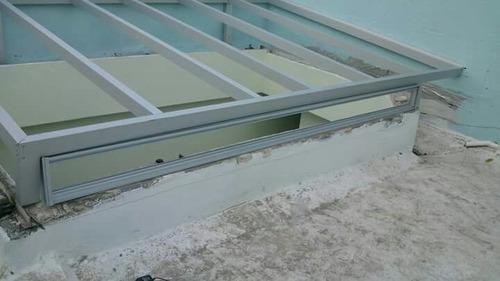 cerramientos en aluminio y vidrio