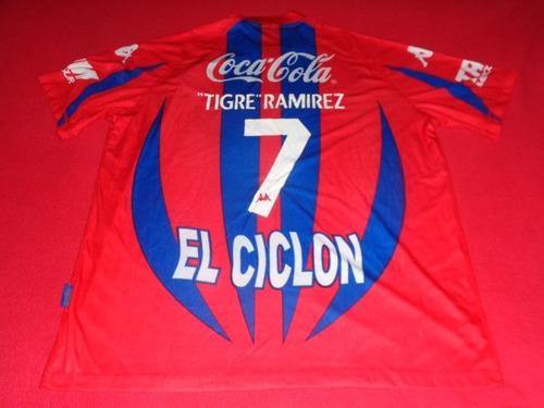 cerro porteño jersey futbol de juego soccer ramirez