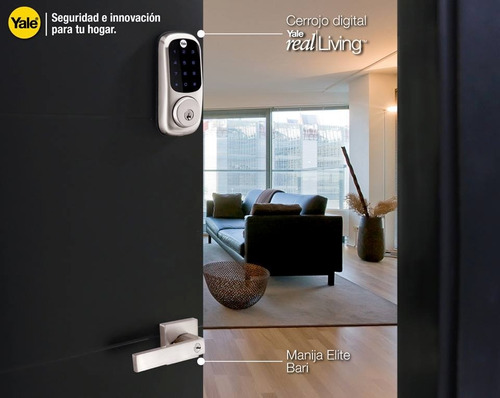 cerrojo/cerradura digital yale yrd226 ,código y cilindro