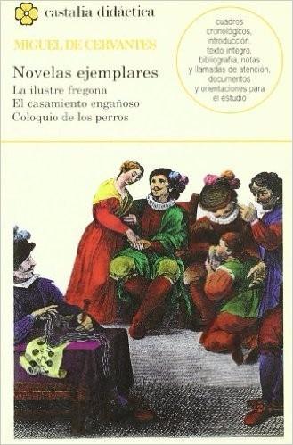cervantes - novelas ejemplares. edición anotada. castalia