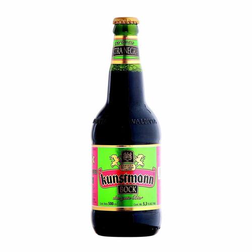 cerveza kunstmann bock 500ml. avellaneda.