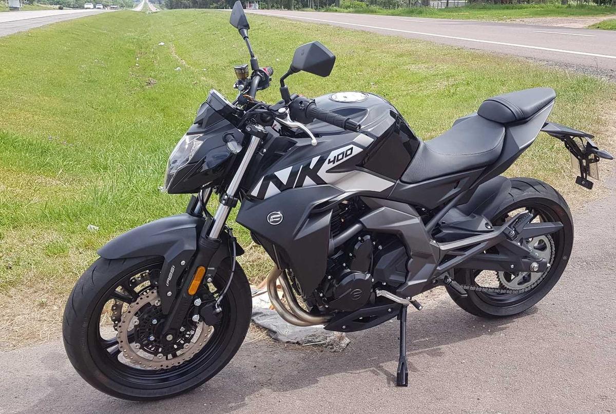 Cf Moto Nk 400 | Mercado Libre