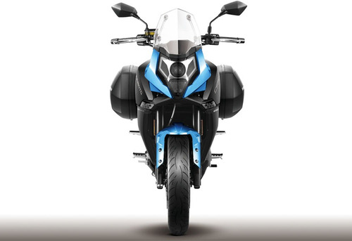 cfmoto 650 k65 mt - abs y baules -  cfmoto sauma motos