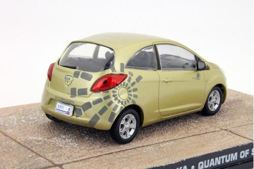 Cg Auto  J Bond Ford Ka Quantum Of Solace