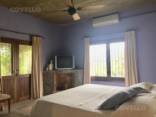 chacra, 5 hectáreas, 2 casas, 5 dormitorios, 3 baños, laguna