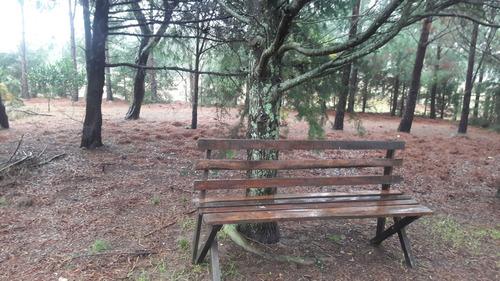 chacra con casa y hermoso parque