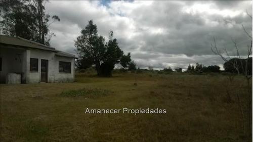chacra, en villa aeroparque, ruta 101 cw59818