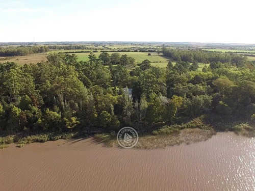 chacra sobre lago represa canelón grande - canelones
