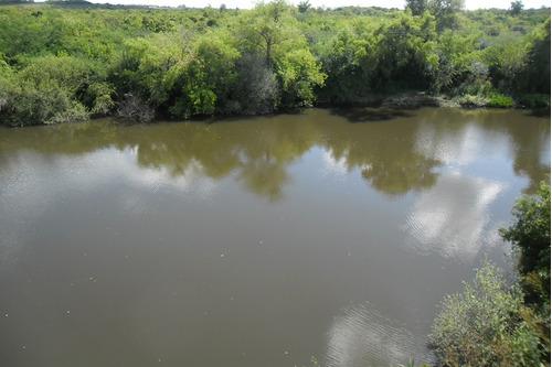chacra sobre río rosario. ref: 2.033