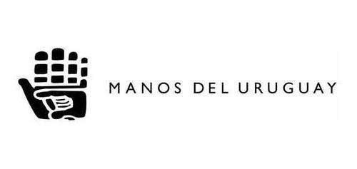 chal huella rosado manos del uruguay