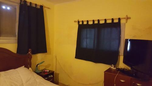 chalé 2 dormitorios a metros del mar