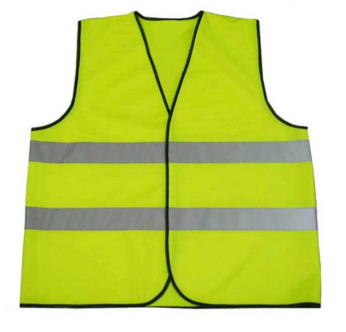 chaleco de seguridad amarillo best value g p