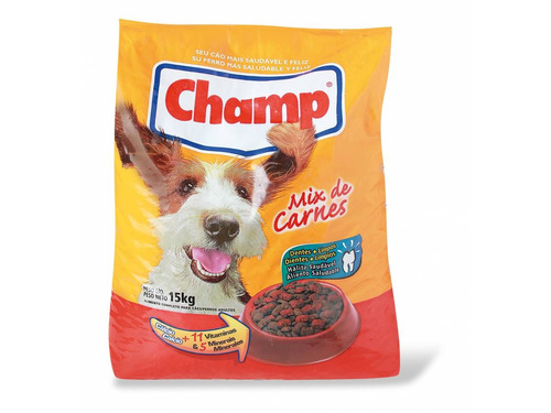 champ para perro