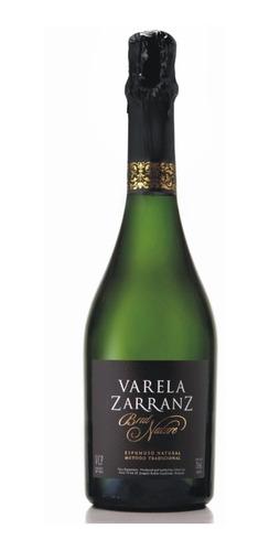 champagne varela zarranz brut nature 750 ml