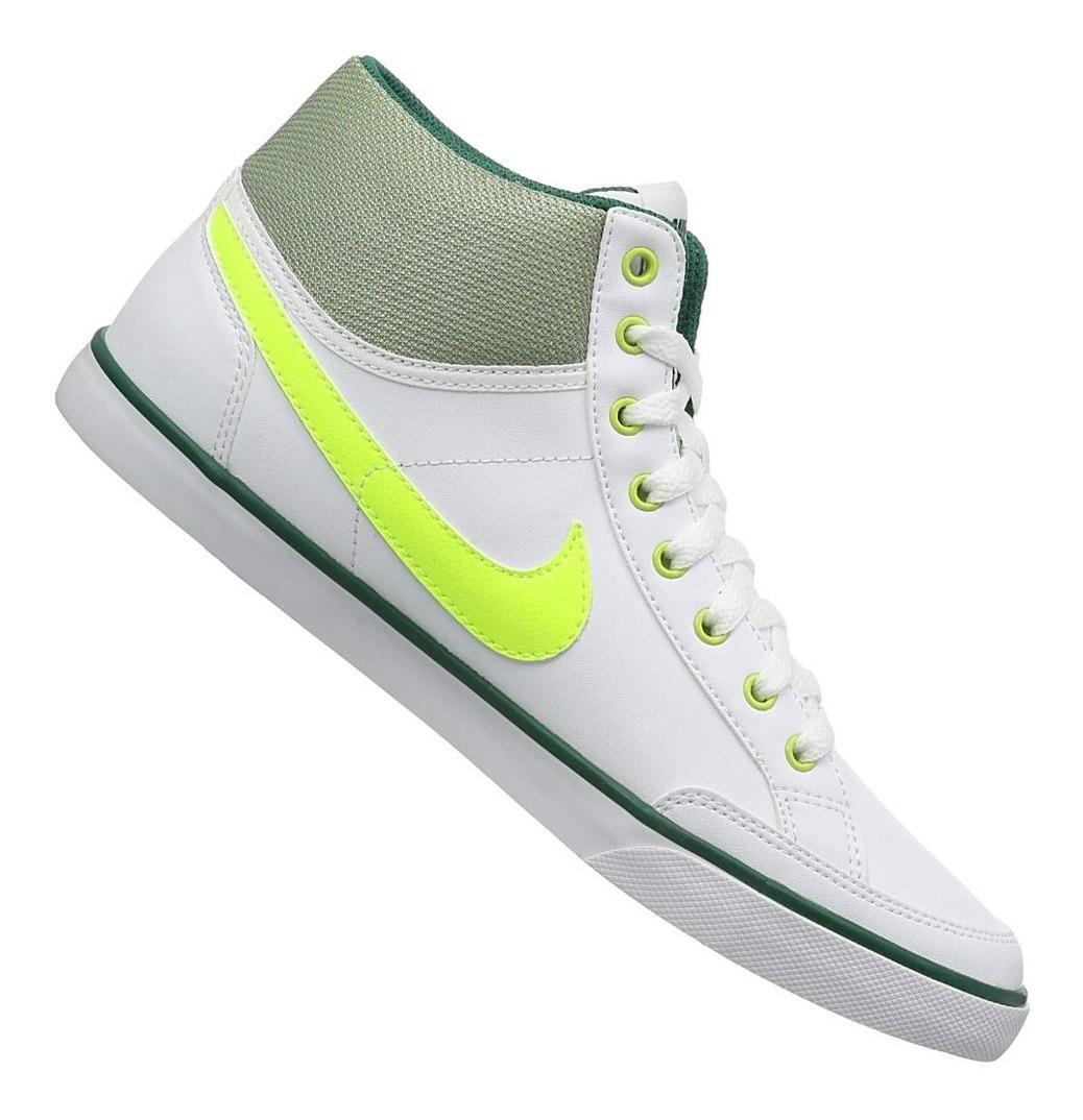zapatillas nike casual hombres verde