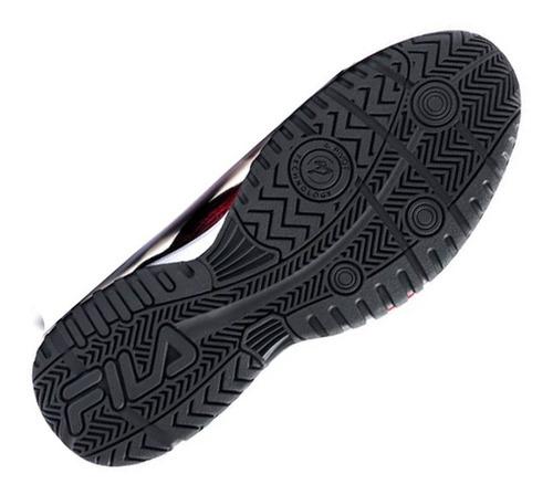 champión calzado fila top spin de ténis suela caucho
