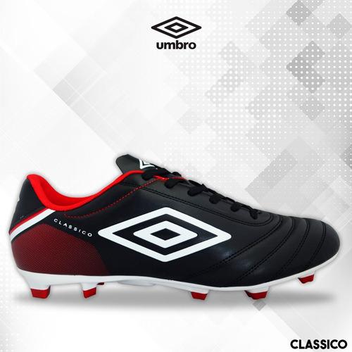 champión umbro calzado classico fútbol 11 cancha adulto