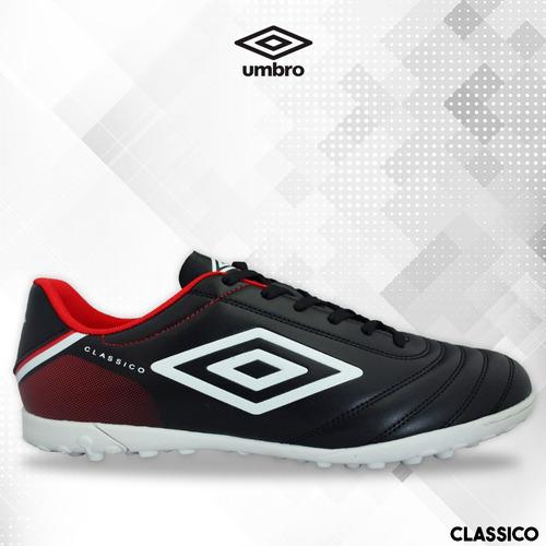 champión umbro calzado classico fútbol 5 slón adulto sala