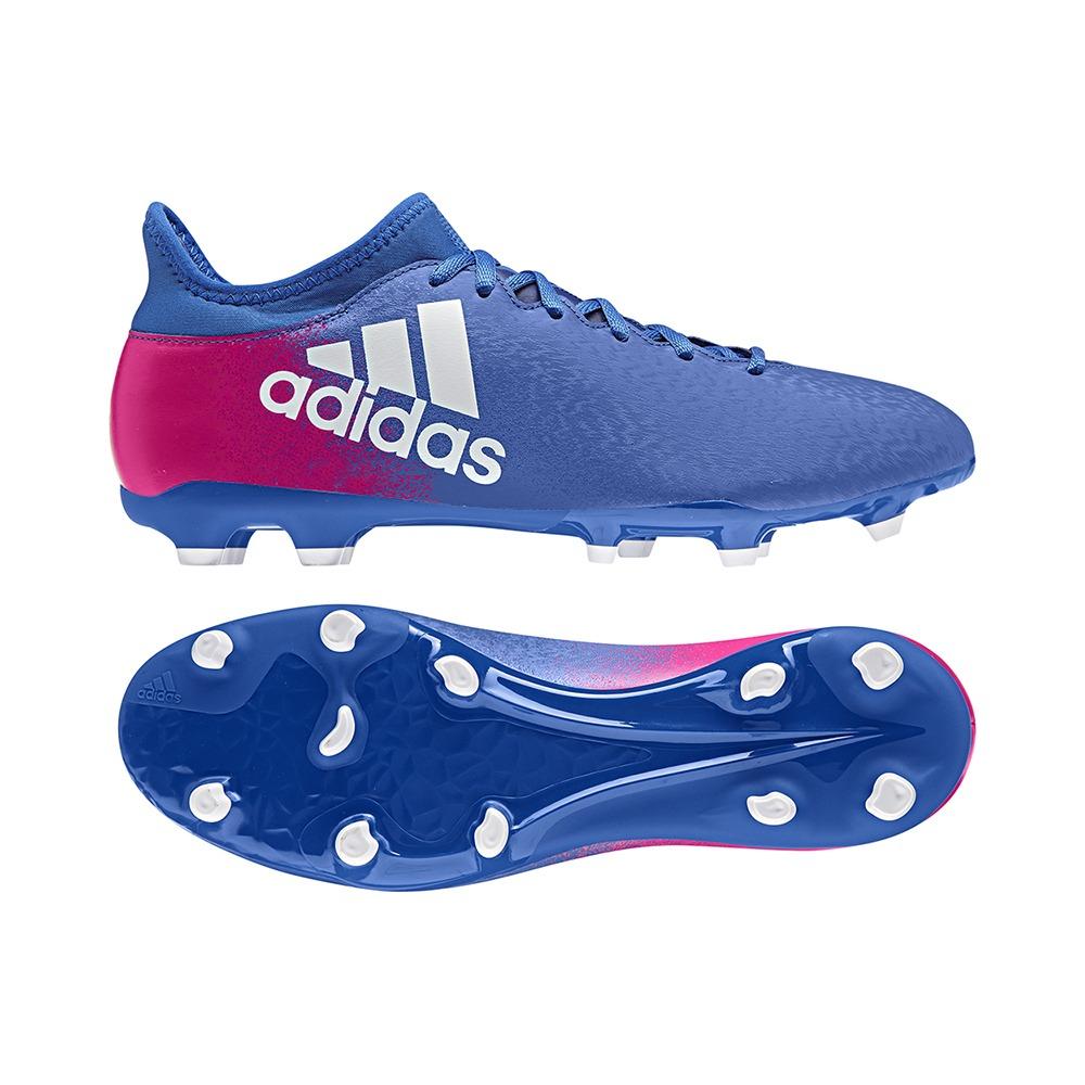Championes adidas Futbol Sup Nat Firme X 16.3 Fg Adulto(bb56 ... 8ede41e4a39fd