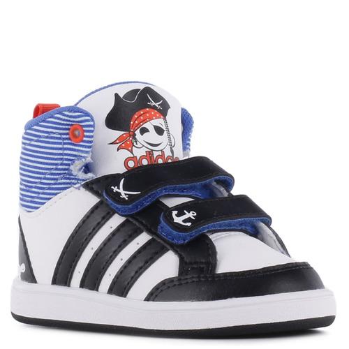 championes adidas niños hoops mid inf 009.057370102