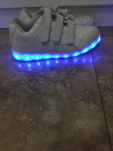 championes con luces led