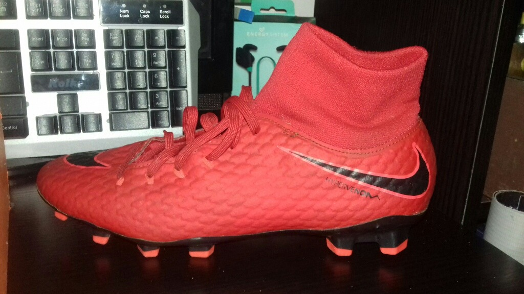 bb727295 Championes De Futbol 11 Nike Hypervenom Nuevos Talle 41 - $ 2.800,00 ...