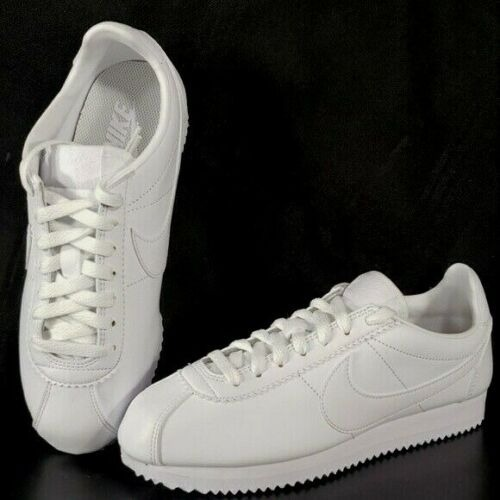 best website a1f54 2bf56 Championes Nike Cortez Triple White ( Dama)( Talle 37 Eur)