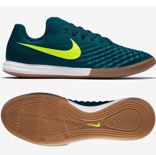 separation shoes a0b59 c2e21 Championes Nike Magistax Finale Ii Ic ( Talle 12 Us ) - U S 183,00 en  Mercado Libre