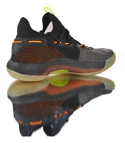championes under armour curry 6 basket