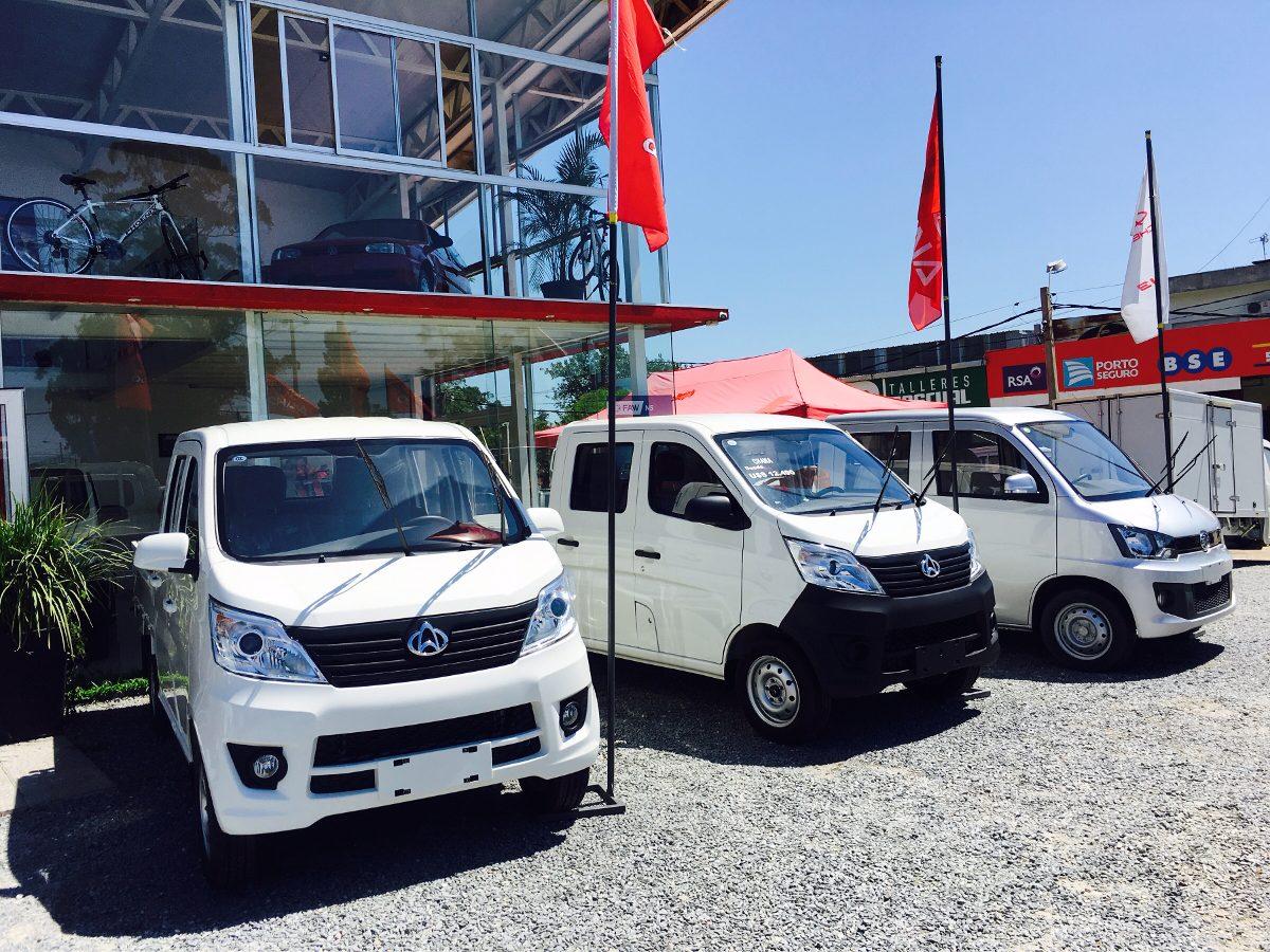 Foto Cabina Mercadolibre : Chana doble cabina entrega inmediata u s en mercado libre