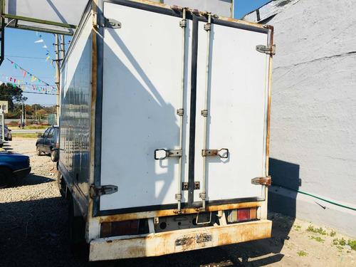 chana furgon para 3500 kg aerocar