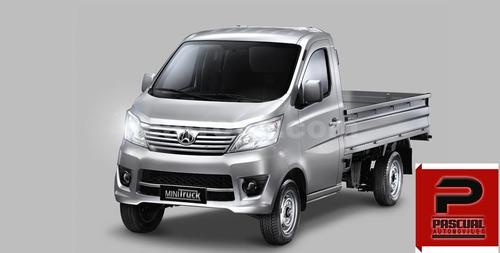 chana star pickup 2015 motor 1.2 16v pascual automoviles