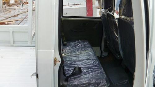 changhe doble cabina 0km financio con 4900 se lo lleva !