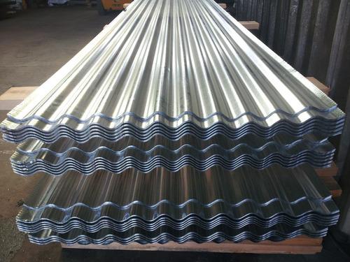 chapa fibra de vidrio traslucidas y galvanizadas