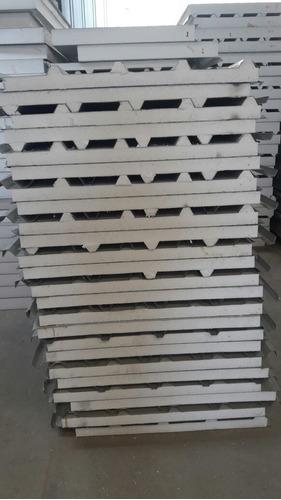 chapas isopanel isopaneles paneles termicos