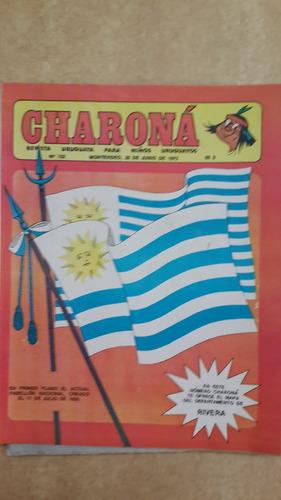 charoná, nº 152, primera época, 1971